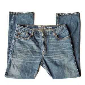 Levi Strauss Signature Relaxed Mens Jeans